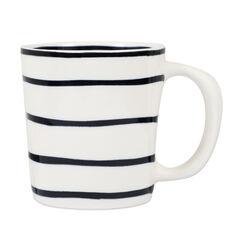 Black Stripe Mug