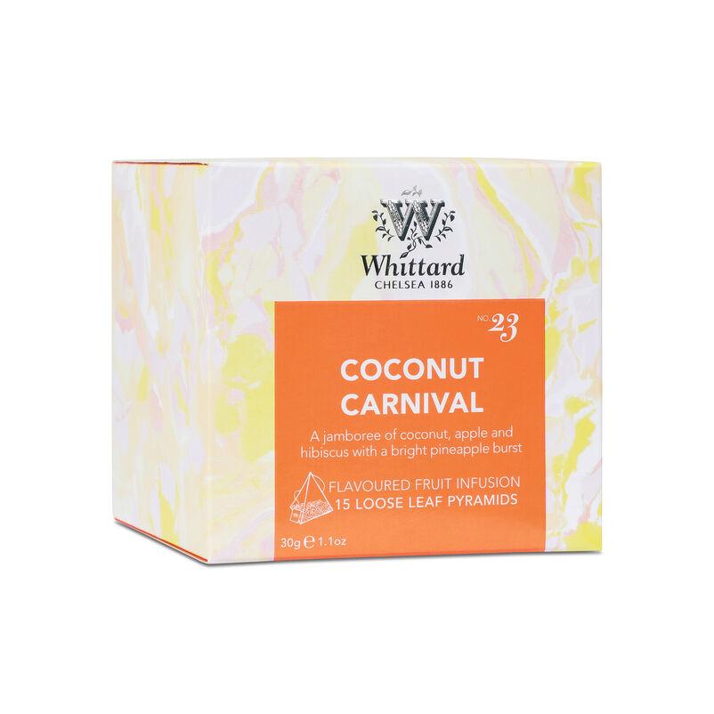 Coconut Carnival Large Leaf Teabags