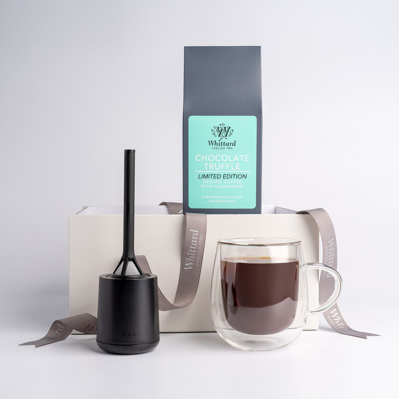 Chocolate Truffle Coffee For One Gift Box