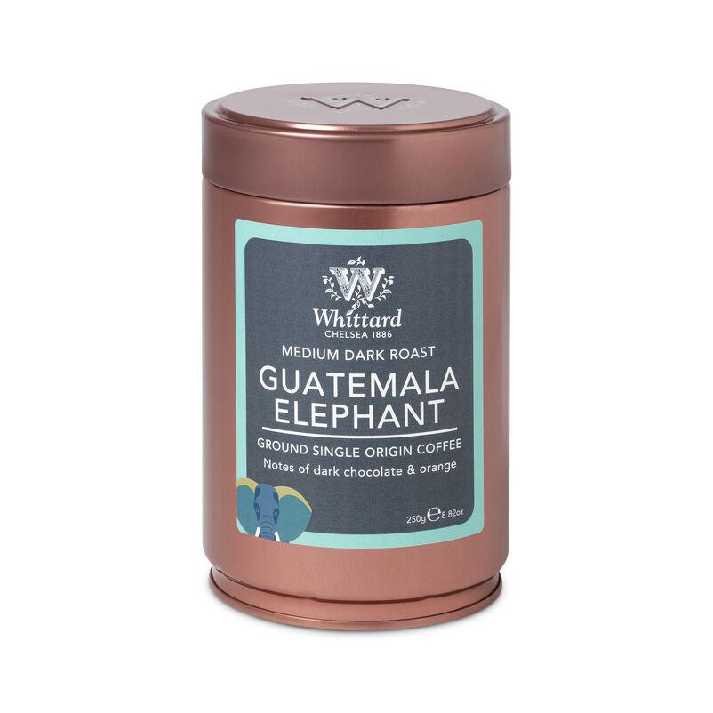 Guatemala Elephant Ground Coffee Caddy