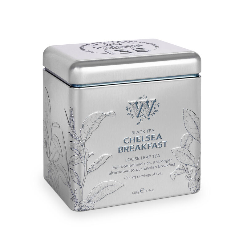 135 year Limited Edition Chelsea Breakfast Tin
