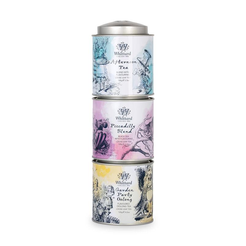Afternoon Tea Alice Tea Caddy