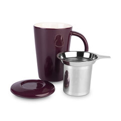 Plum Pao Mug and Infuser