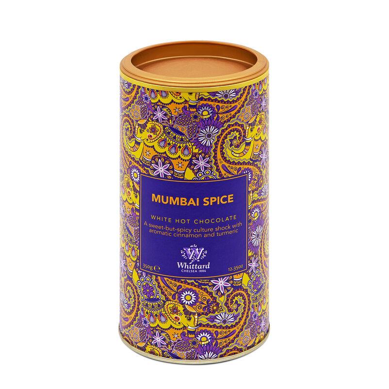 Mumbai Spice White Hot Chocolate