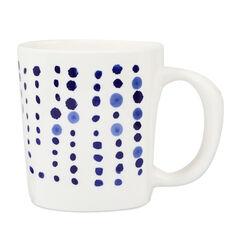 Solent Blue Spot Mug