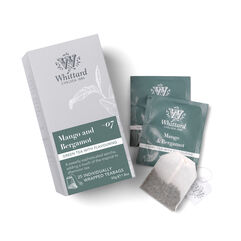 Mango & Bergamot 25 Individually Wrapped Teabags