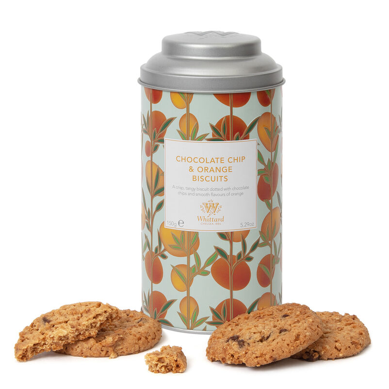 Tea Discoveries Chocolate Chip & Orange Biscuits