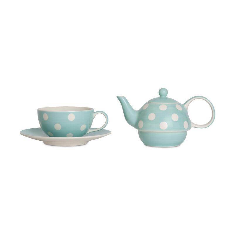 Florence Aqua Tea for One