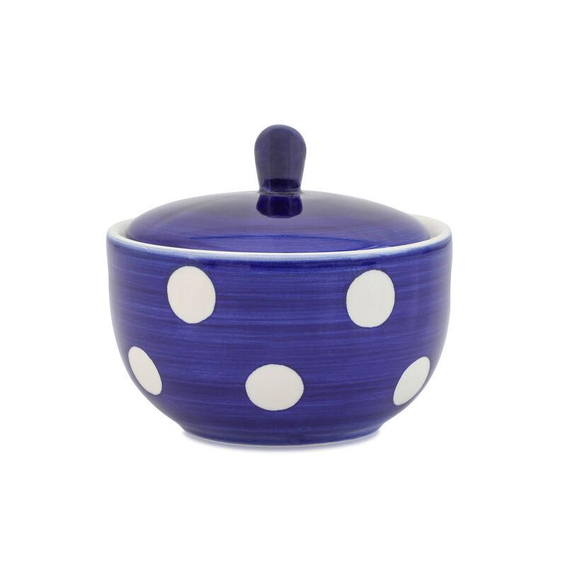 Florence Cobalt Sugar Bowl