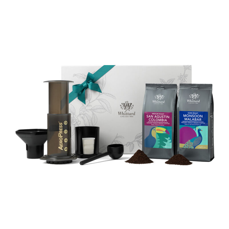 Coffee Jetsetter's Gift Box