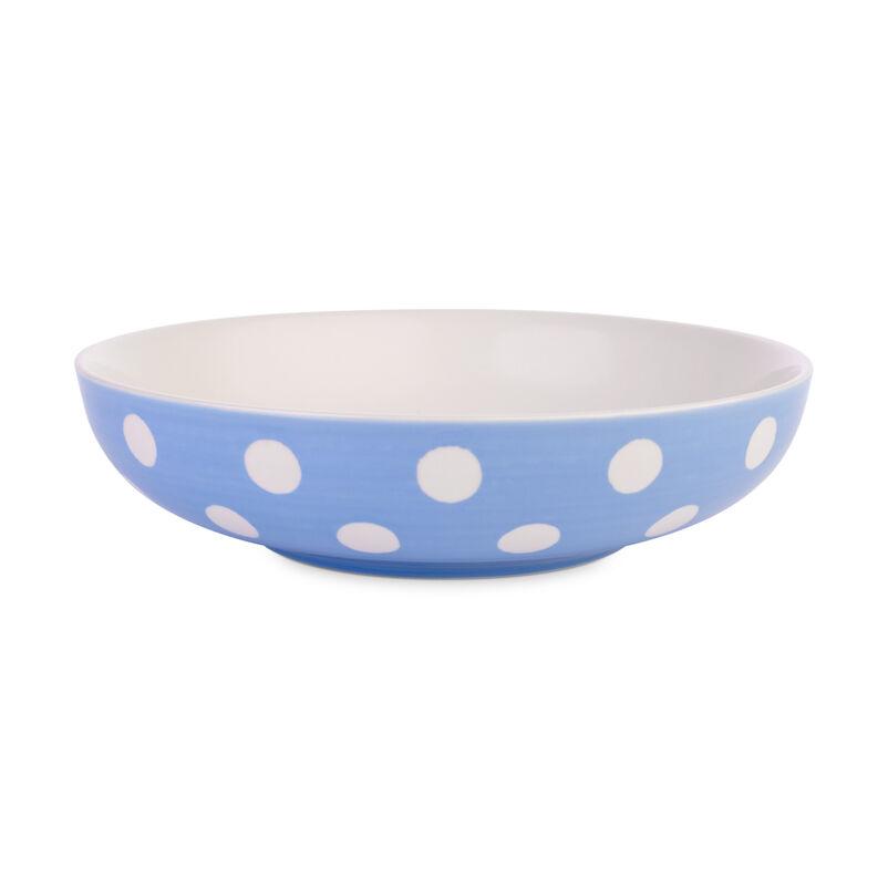 Florence Cornflower Blue Pasta Bowl