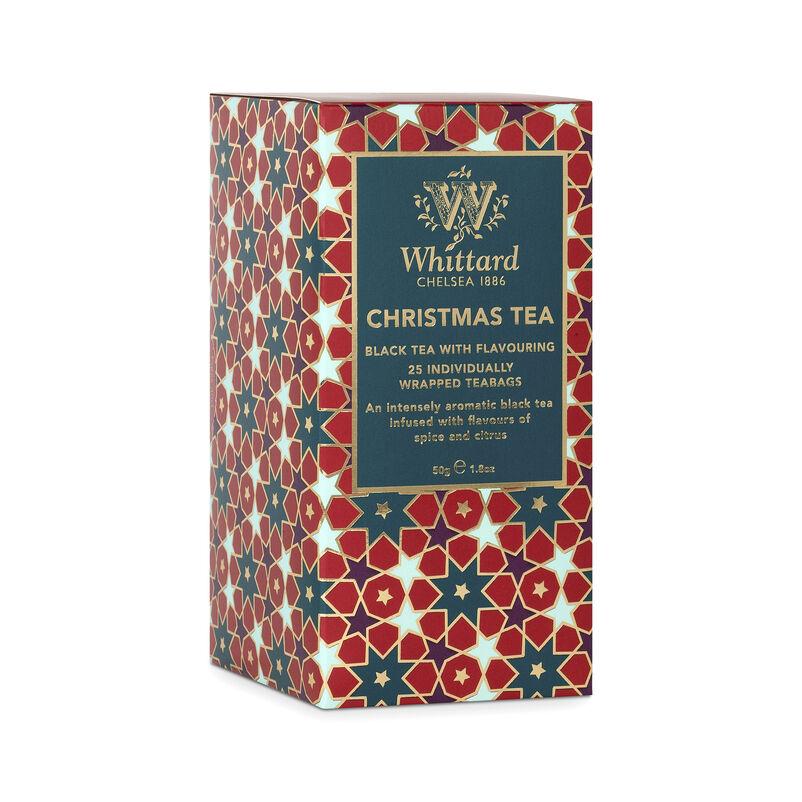 Christmas Tea 25 Individually Wrapped Teabags