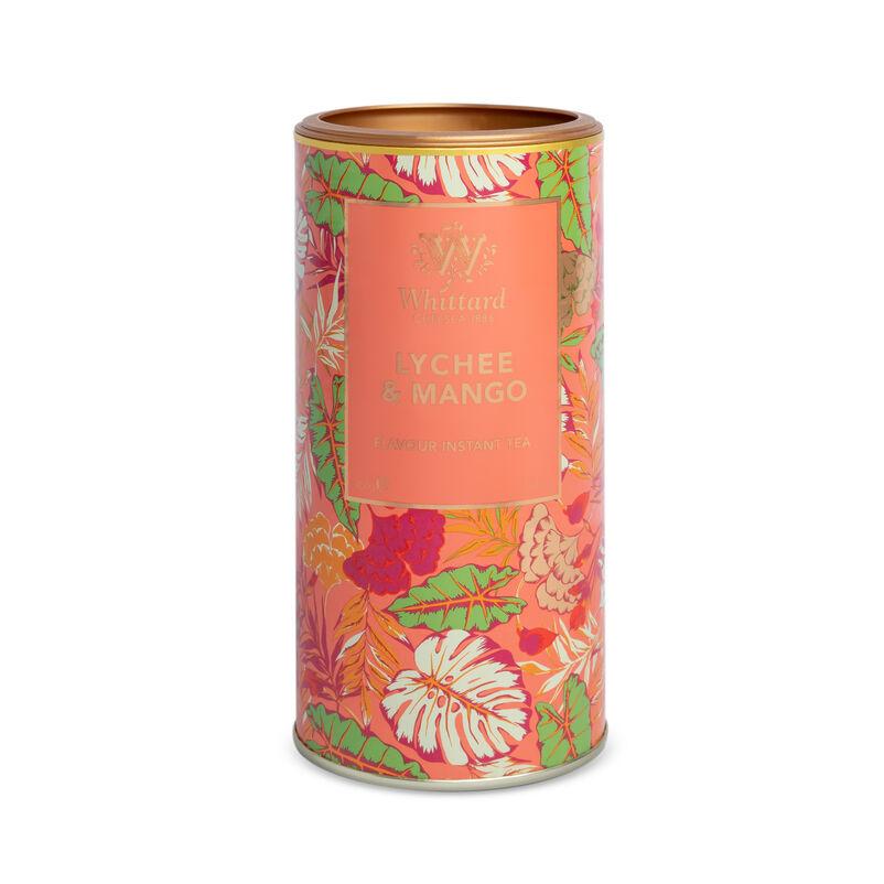 Lychee & Mango Flavour Instant Tea
