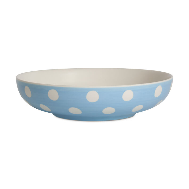 Florence Sky Blue Pasta Bowl