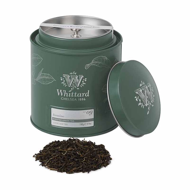 Jasmine Loose Tea Caddy, 120g