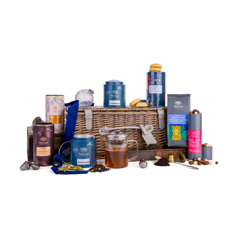 The Luxury Collection Hamper in Christmas Styling