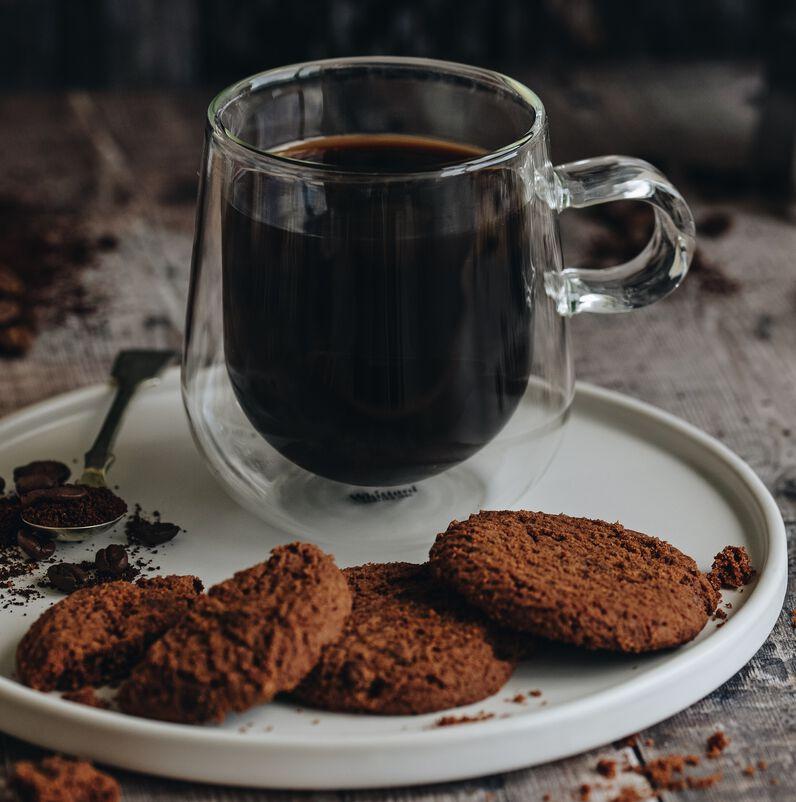 Coffee in a Nova Mug
