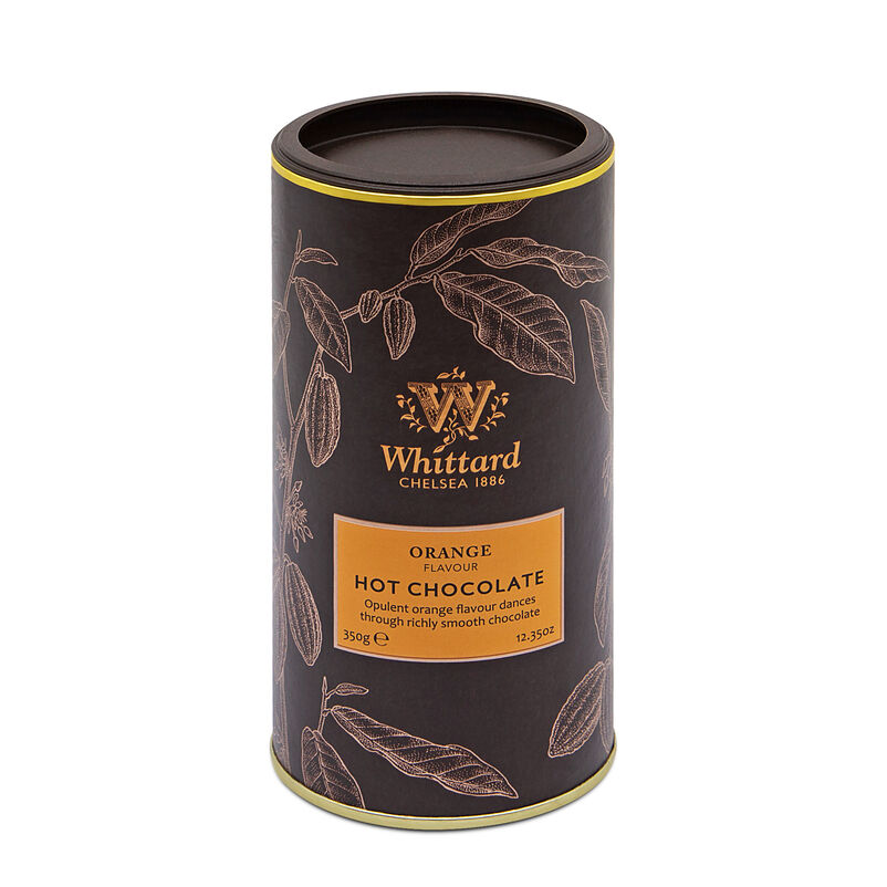 Orange Flavour Hot Chocolate