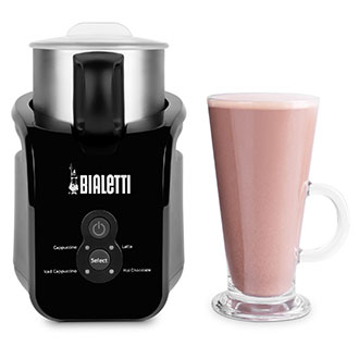Bialetti Milk Frother and Hot Chocolate Maker