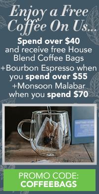 Enjoy a Free Coffee On Us