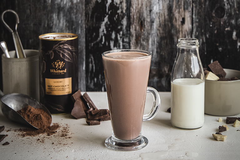 Milk Alternatives Hot Chocolate 1