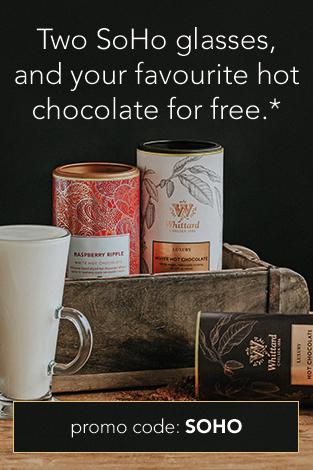 Free SoHo Glasses and Hot Chocolate