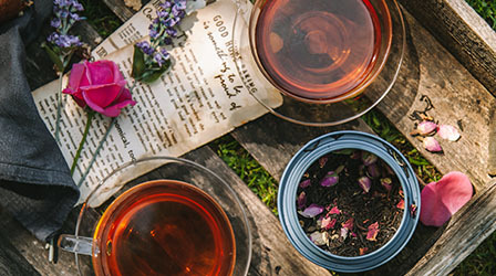 Our guide to tea types