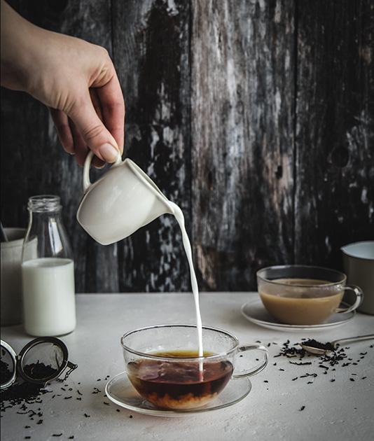Milk Alternatives Tea
