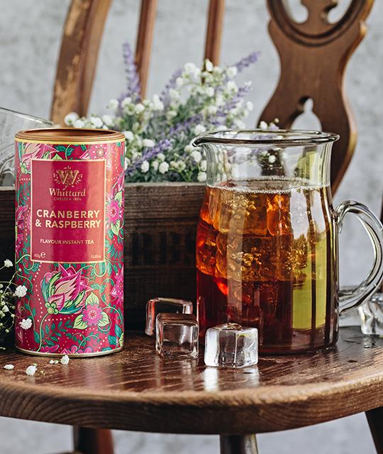 Iced Instant Tea