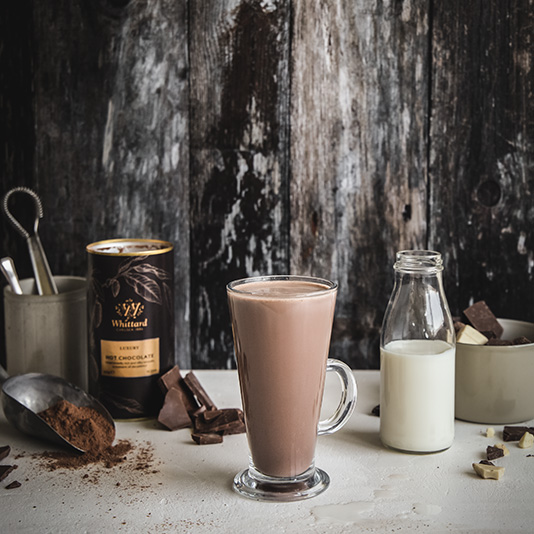 Milk Alternatives Hot chocolate