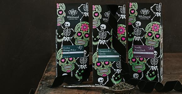 Spooky Teas
