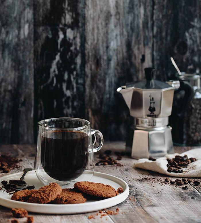 Pre-Ground Coffee