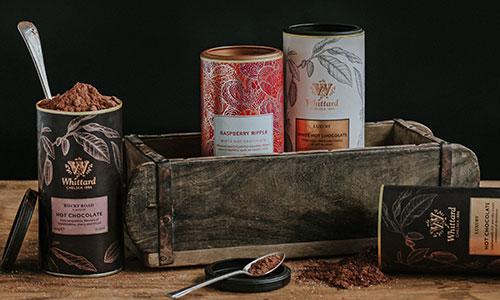 Soho Latte Glass + Hot Chocolates