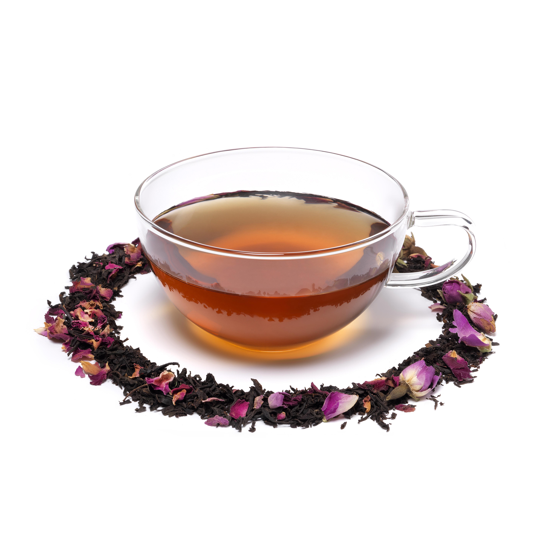 English Rose Black Tea...